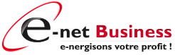En partenariat avec E-net Business